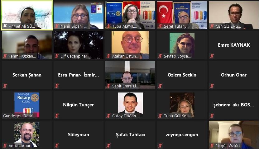 """Dr. Ahmet Ali Süzen - Av. Elif Cecanpınar """"Siber Güvenlik ve KVKK"""" 25 Mayıs 2021"""