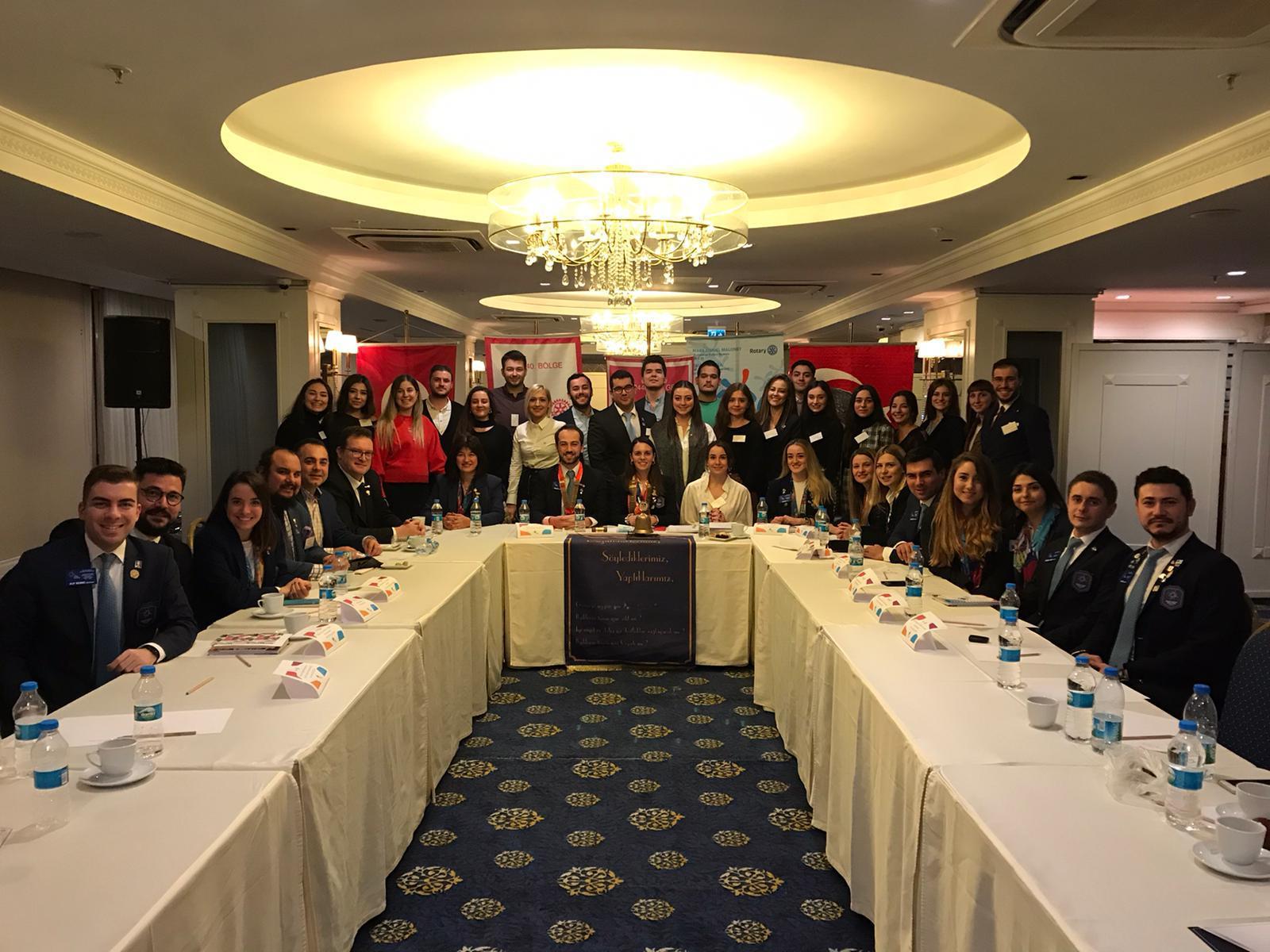İzmir Rotaract Kulübü BRT Ziyareti 18 Aralık 2019